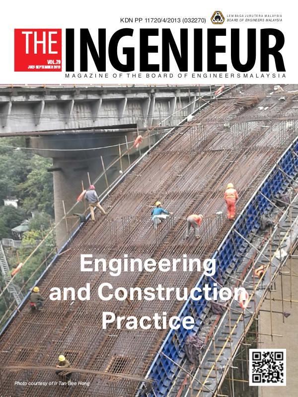 Ingenieur Vol.79 July-Sept 2019 ingenieur 2019 july-sept