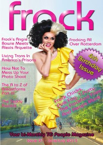 Frock Magazine 021 June/July 2013