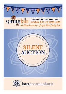 Spring Fair 2013 Silent Auction Booklet