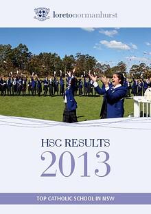 Loreto Normanhurst HSC Results