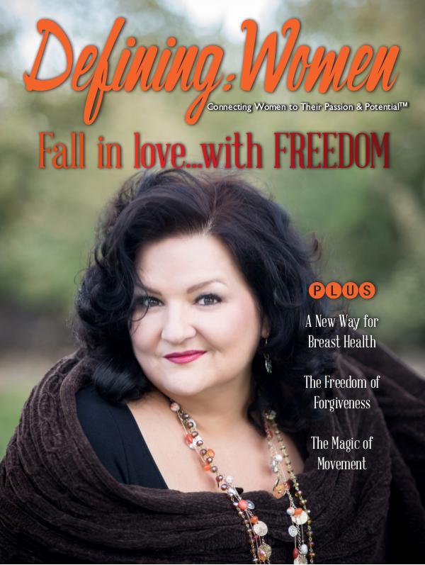 defining:WOMEN Magazine Volume 2 No.4 Fall Issue 2016