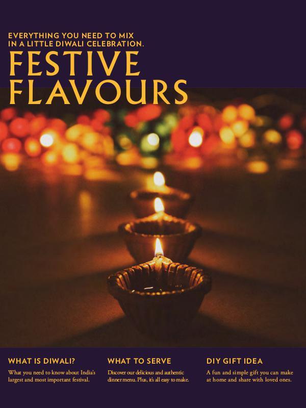 Festive Flavours Festive Flavours: Diwali