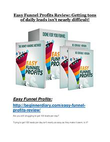 MarketingEasy Funnel Profits TRUTH review and EXCLUSIVE $25000 BONUS