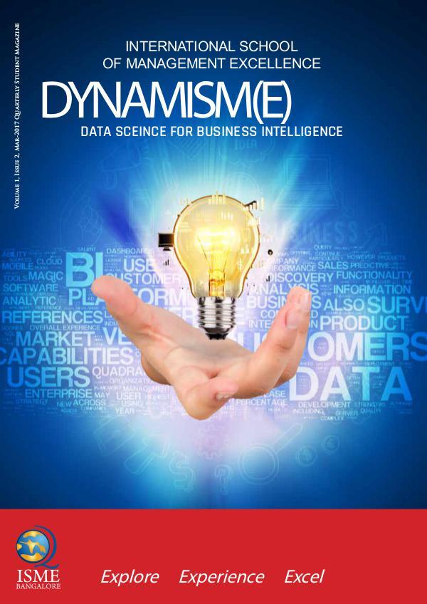 DYNAMISM(E) - Biannual Student Magazine 1