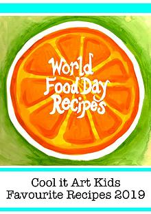 Word Food Day - Favourite Recipes 2019