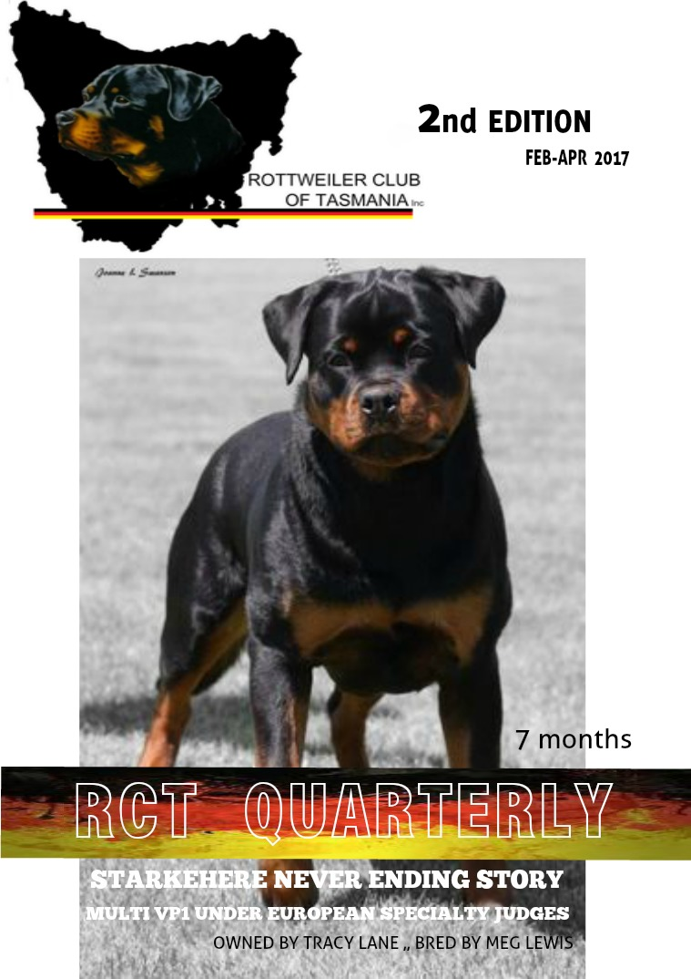 RCT QUARTERLY 2nd Edition