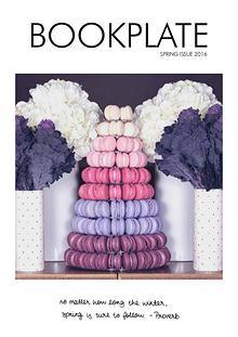 Bookplate Spring Magazine 2016