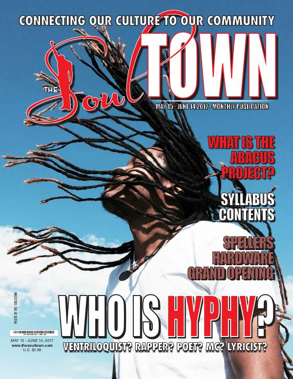 The Soultown! Volume I: ISSUE 5 MAY 2017