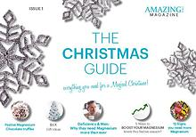 The Christmas Guide 2016 - Amazing Oils Magazine