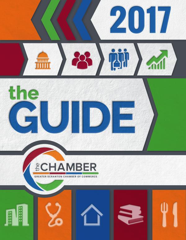 Greater Scranton Chamber of Commerce Business and Buyers' Guide 2017 Business and Buyers' Guide