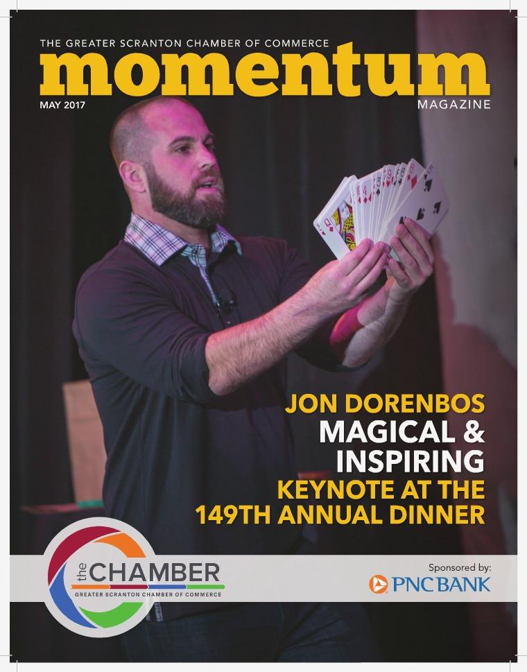 Momentum Magazine May 2017 Edition