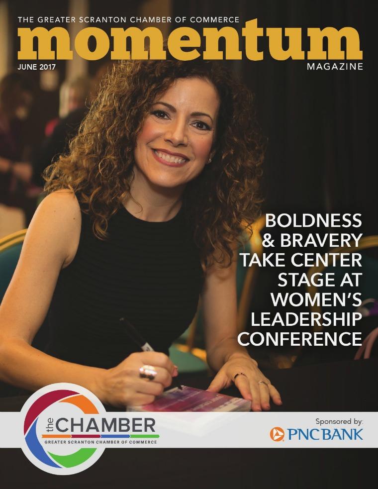 Momentum Magazine June 2017 Edition