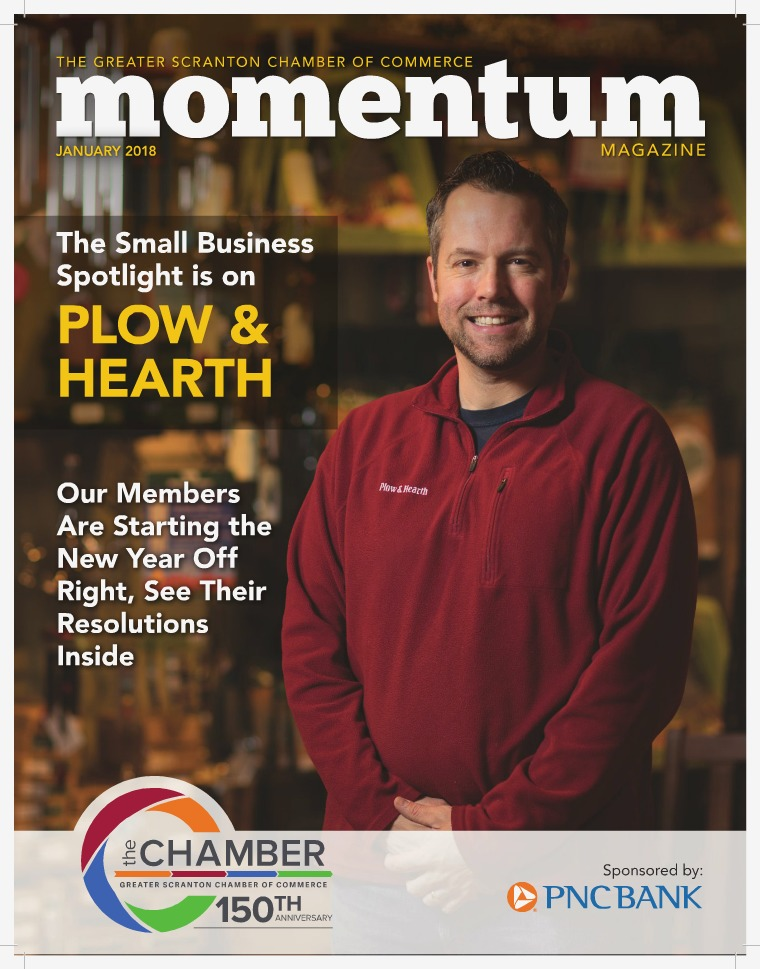 Momentum Magazine January 2018 Edition