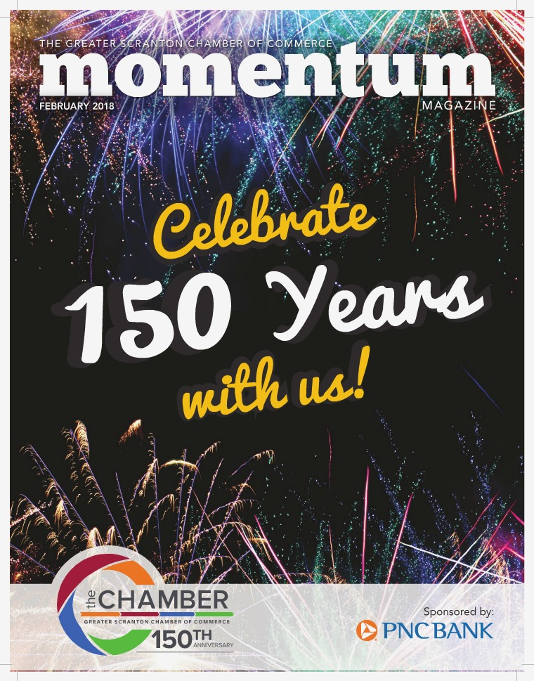 Momentum Magazine February 2018 Edition