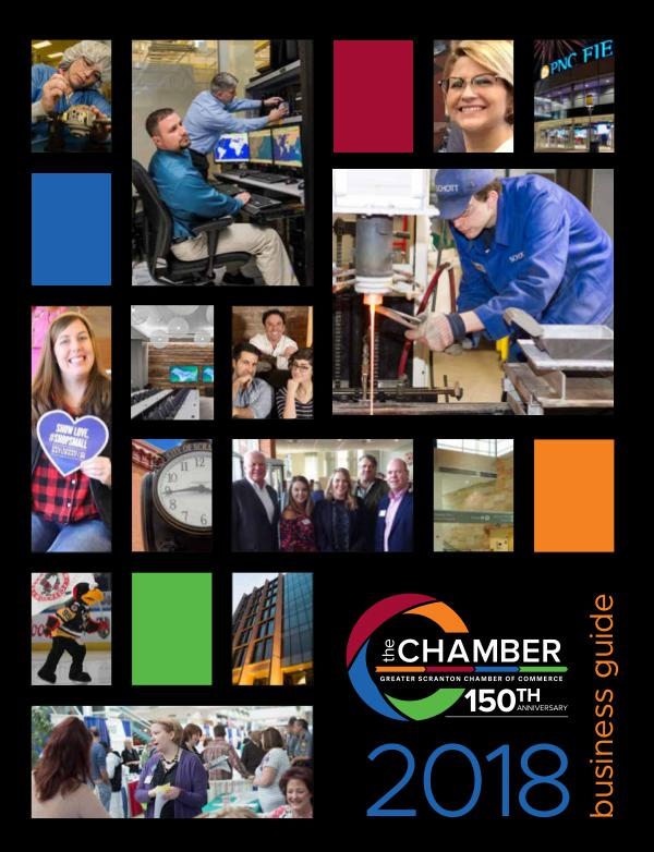 Greater Scranton Chamber of Commerce Business and Buyers' Guide 2018 Business and Buyers' Guide