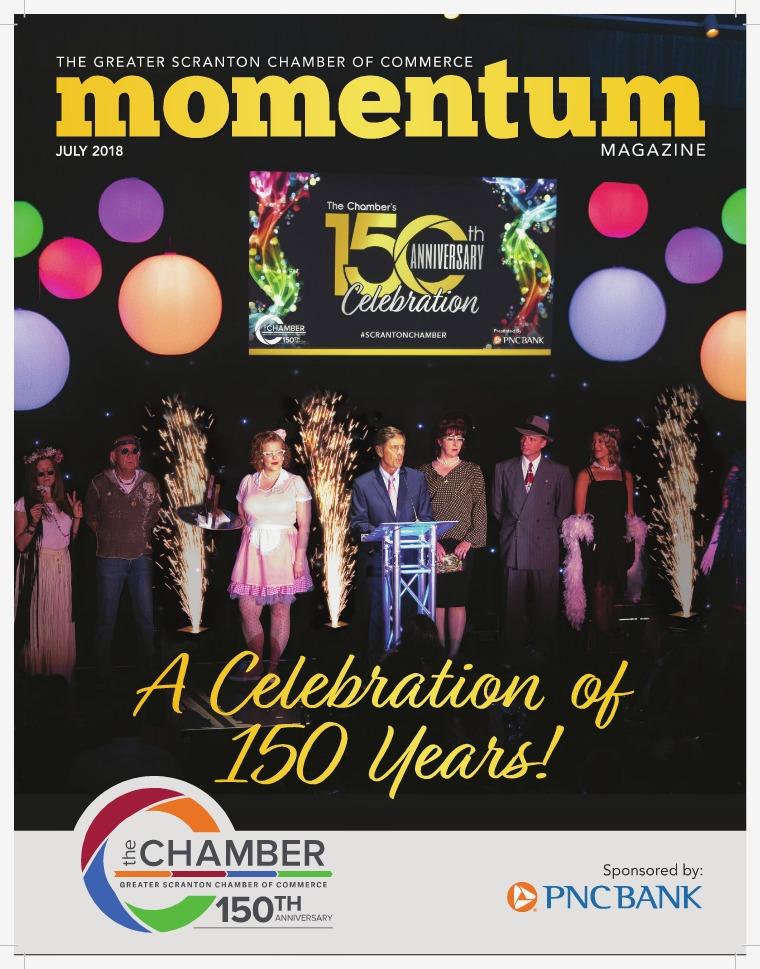 Momentum Magazine July 2018 Edition