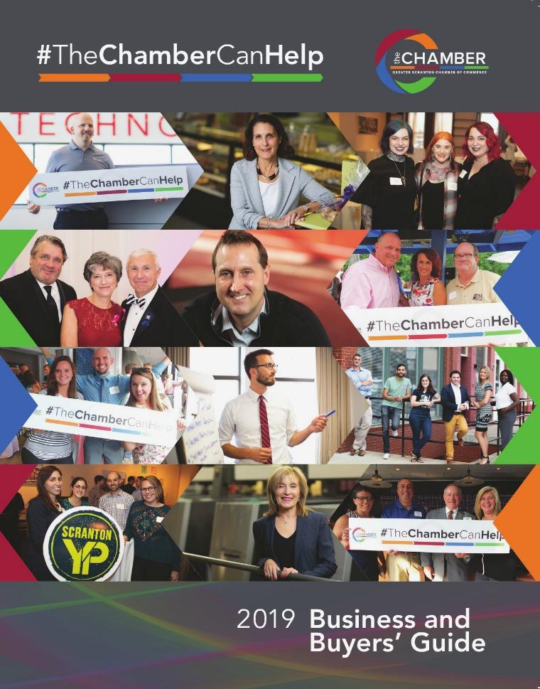 Greater Scranton Chamber of Commerce Business and Buyers' Guide 2019 Business and Buyers' Guide