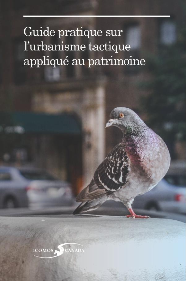Guide pratique sur l'urbanisme tactique appliqué au patrimoine 1