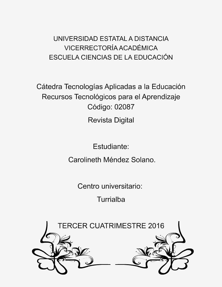 Revista Digital-Portafolio de aprendizaje. 1