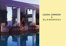 LOUISA X GLAMOROUS