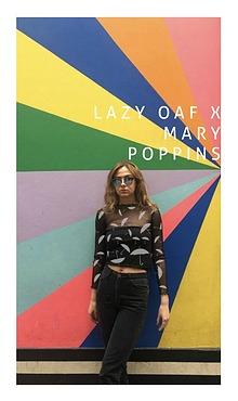 LAZY OAF X MARY POPPINS