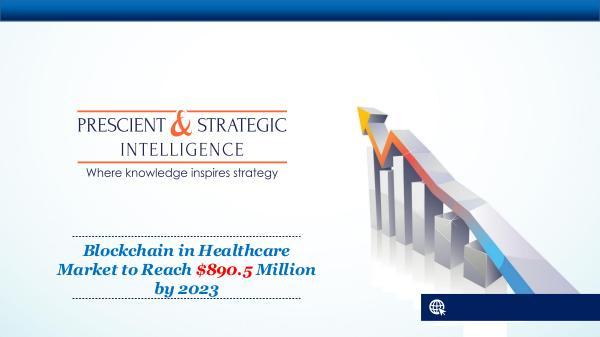 Blockchain in Healthcare - Evolving Technology and Market Analysis Blockchain in Healthcare Market Report 2023