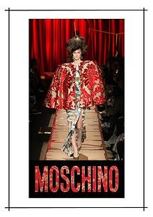 Moschino X Chinese New Year