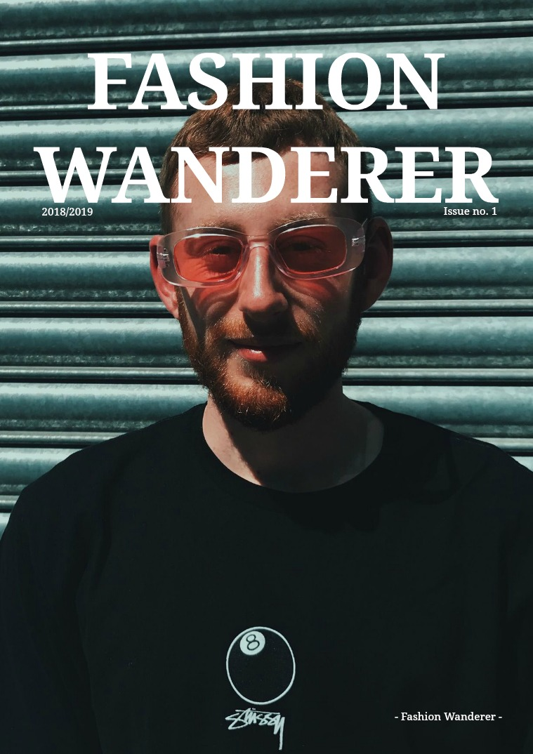 Fashion Wanderer 1