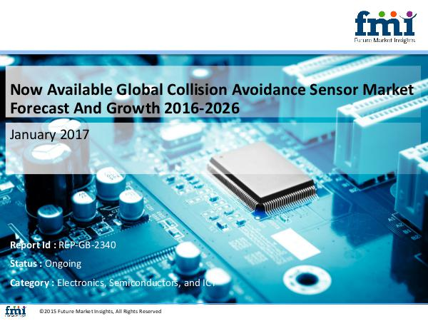 Collision Avoidance Sensor Market to register a he