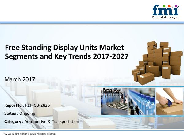 Free Standing Display Units Market Growth, Trends