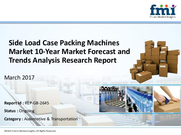 Research Report and Overview on Side Load Case Pac