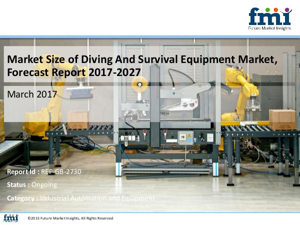 Market Intelligence Report Diving And Survival Equ