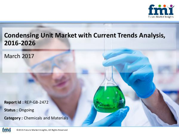 FMI Condensing Unit Market Forecast Research Reports O