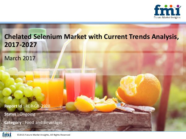 FMI Chelated Selenium Market Forecast and Segments, 20