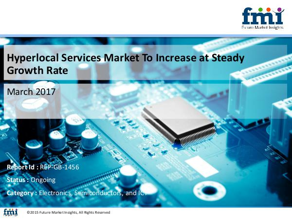 FMI Hyperlocal Services Market To Increase at Steady G