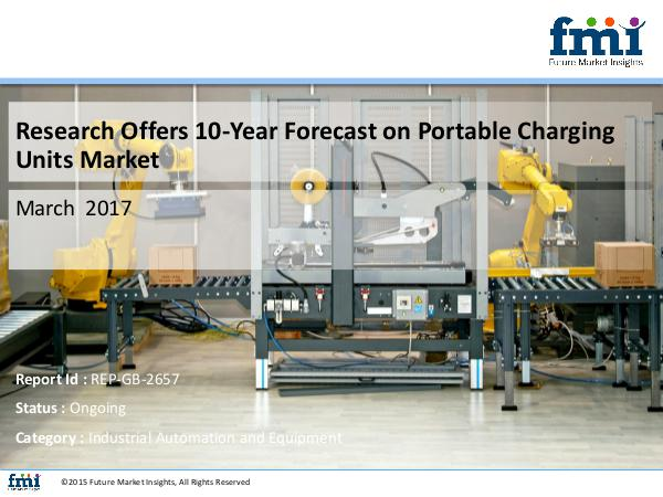 Portable Charging Units Market Expected to Expand