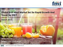 FMI Market Forecast Report on Krill Meal Market 2017-2