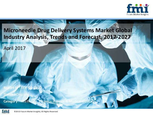 Microneedle Drug Delivery Systems Market size and