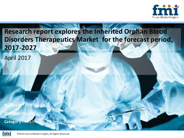 Inherited Orphan Blood Disorders Therapeutics Mark