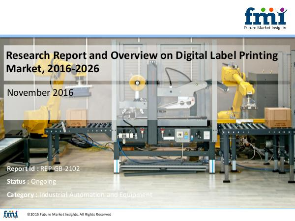 Research Report and Overview on Digital Label Prin