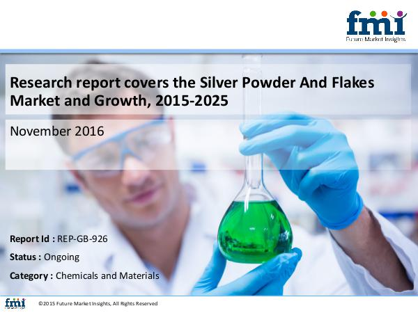 Learn details of Silver Powder And Flakes Market F