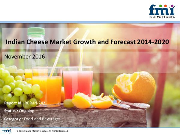 Indian Cheese Market Expected to Expand at a Stead