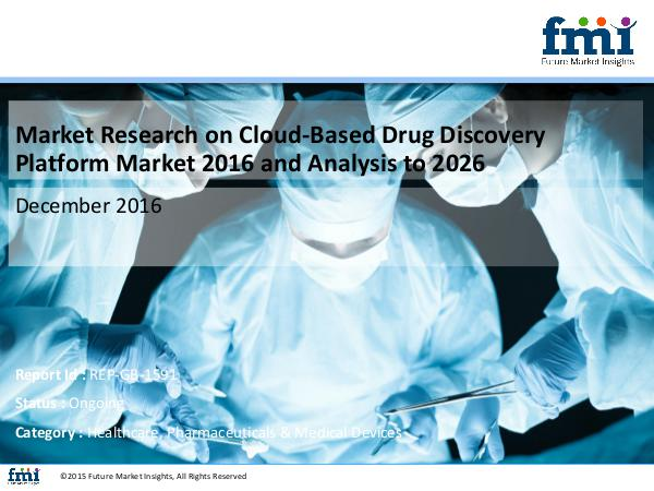 Good Growth Opportunities in Cloud-Based Drug Disc
