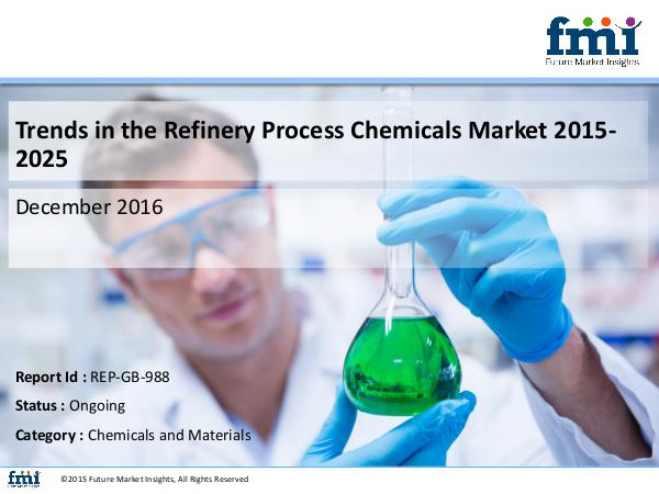 Forecast On Refinery Process Chemicals Market Glob