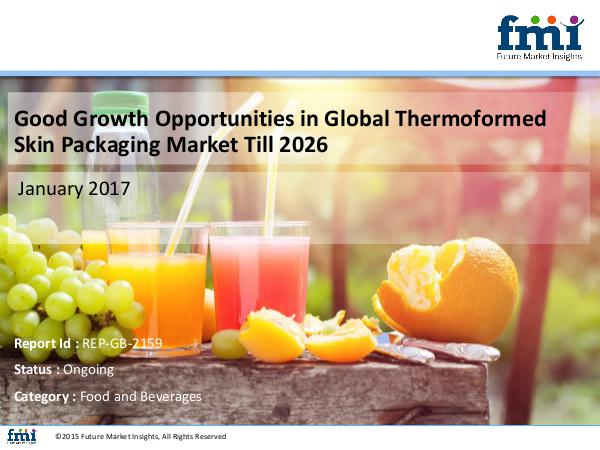 Global Thermoformed Skin Packaging Market Set for