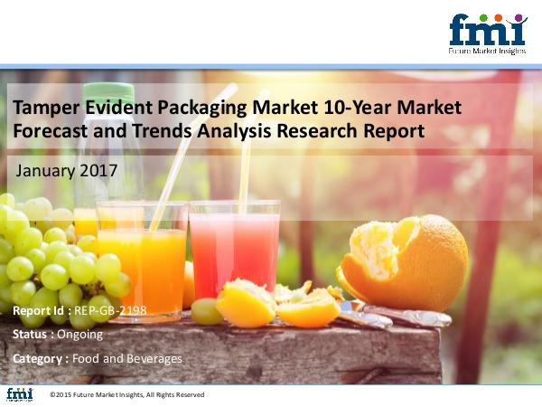 Tamper Evident Packaging Market Global Industry An