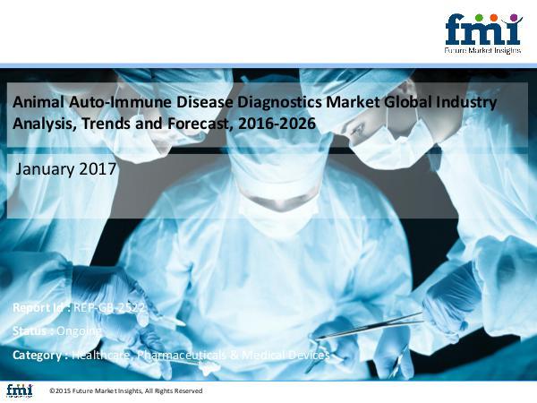 Animal Auto-Immune Disease Diagnostics Market Glob