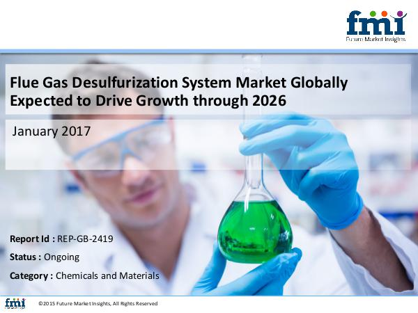Research Report and Overview on Flue Gas Desulfuri