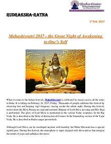 Shivaratri Puja Benefits   Why we celebrate Mahashivaratri