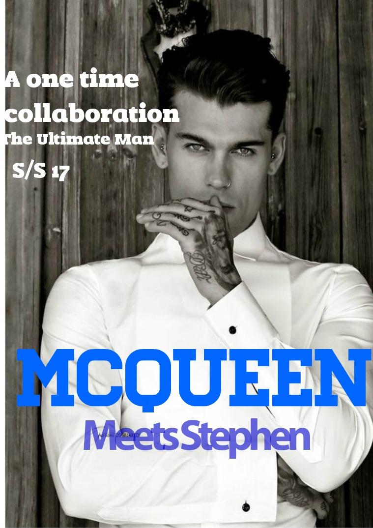 Alexander McQueen Caitlin Finnerty